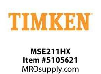 TIMKEN MSE211HX Split CRB Housed Unit Component