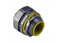 Orbit LTI-38 ZINC LT CONN. STRAIGHT INSUL. 3/8^