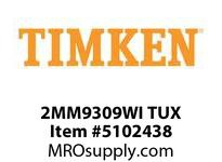 TIMKEN 2MM9309WI TUX Ball P4S Super Precision
