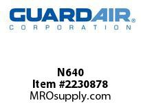 Nordair N640 Lid For 30 Gallon Drum