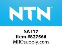 NTN SAT17 SPHERICAL BUSHINGS