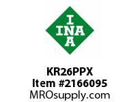 INA KR26PPX Stud type track roller