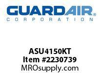 Air Spade ASU4150KT Utility Air-Spade 4000 150 scfm Kit