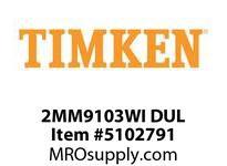 TIMKEN 2MM9103WI DUL Ball P4S Super Precision