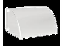 RAB WP3FCH250PSQW WALLPACK 250W MH PSQT FULL CUTOFF + LAMP WHITE