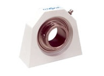 Dodge 056577 TB-SCEZ-106-PCR BORE DIAMETER: 1-3/8 INCH HOUSING: TAP BASED PILLOW BLOCK HOUSING MATERIAL: POLYMER
