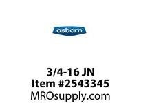 Osborn 3/4-16 JN Load Runner