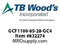 TBWOODS GCF1100-85-28-GC4 CPL GCF1100-85-28-GC4
