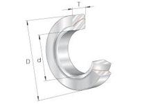 INA GE65SW Elges? spherical plain bearing