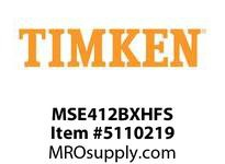TIMKEN MSE412BXHFS Split CRB Housed Unit Assembly