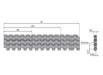 System Plast 251415H LFG2120FT-M1360 MPB-METRIC