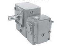 WA738-1200-G CENTER DISTANCE: 3.2 INCH RATIO: 400:1 INPUT FLANGE: 56C OUTPUT SHAFT: LEFT SIDE