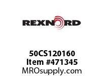 50CS 3/8-NOX1/2-NO - 50CS120160