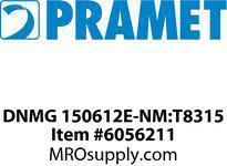 DNMG 150612E-NM:T8315
