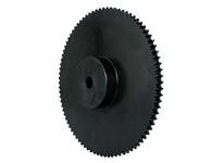 D08B76 Metric Double Roller Chain Sprocket