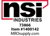 NSI 73866 B BRACKET FOR WALL MOUNTING OF CONDUIT MODELS