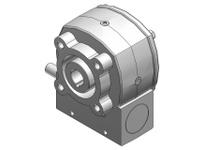 HUBCITY 0220-74868 W300 20/1 A WR 1.250 WORM GEAR DRIVE