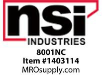 NSI 8001NC 24 HR DUTY CYCLE TIMER