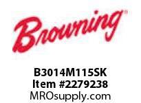 Browning B3014M115SK HPT SPROCKETS