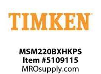TIMKEN MSM220BXHKPS Split CRB Housed Unit Assembly
