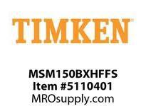 TIMKEN MSM150BXHFFS Split CRB Housed Unit Assembly