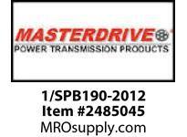 MasterDrive 1/SPB190-2012