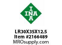 INA LR30X35X12.5 Inner ring