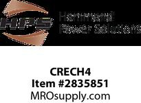 HPS CRECH4 CH4 ENCLOSURE ASSY C/W HRWR. Accessories