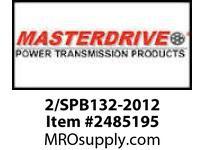 MasterDrive 2/SPB132-2012