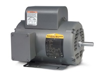 L1510T 7.5HP, 1725RPM, 1PH, 60HZ, 215T, 3744LC, OPEN