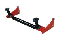 ReelCraft S602132-2U 12in - 30000 Series 3 way - Bottom Wind Roller Bracket Assembly