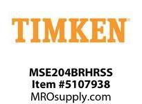 TIMKEN MSE204BRHRSS Split CRB Housed Unit Assembly