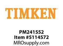 TIMKEN PM241552 Power Lubricator or Accessory