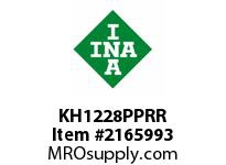 INA KH1228PPRR Linear drawn cup ball bearing