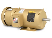 EBM3611T 3HP, 1760RPM, 3PH, 60HZ, 182T, 3631M, TEFC, F1