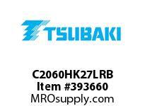 US Tsubaki C2060HK27LRB C2060H RIV 7L/K-2