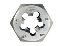 "IRWIN 7404 3/8"" - 18 NPT HCS Rethread Hex Tap"