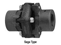 SAGA 11 HUB 5/8 N/KW N/SS RSB