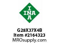 INA G28X37X4B Seal single lip