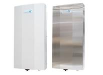 Pfannenberg 12358310148 PWS 3202 NV SS NEMA Type 4/4X Air/Water Heat Exchanger No Valve 2100W @ W10 / A35C 115 VAC 304