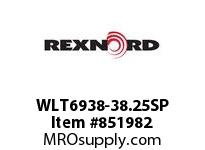 REXNORD WLT6938-38.25SP WLT6938-38.25 SP CONTACT PLANT FOR ACCURATE DESCRIPT