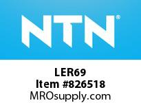 NTN LER69 BRG PARTS(PLUMMER BLOCKS)