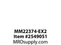 Baldor MM22374-EX2 M3JP 225 SMB 4P B3 37265W