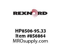 REXNORD HP8506-95.33 HP8506-95.33 HP8506 95.33 INCH WIDE MATTOP CHAIN