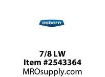 Osborn 7/8 LW Load Runner