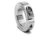 Climax Metal M1C-17 17mm ID Steel Split Shaft Collar