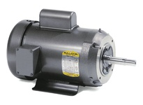 JML1512T 10HP, 1725RPM, 1PH, 60HZ, 215JM, 3744LC, ODTF