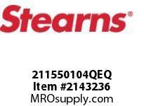 STEARNS 211550104QEQ CCC-55S 8098384