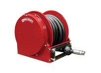 ReelCraft SD14035 OVP SERIES SD1000-LOW PROFILE W/HOSE 1in. x 35ft 250psi