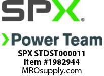 SPX STDST000011 SPRING PLUNGER